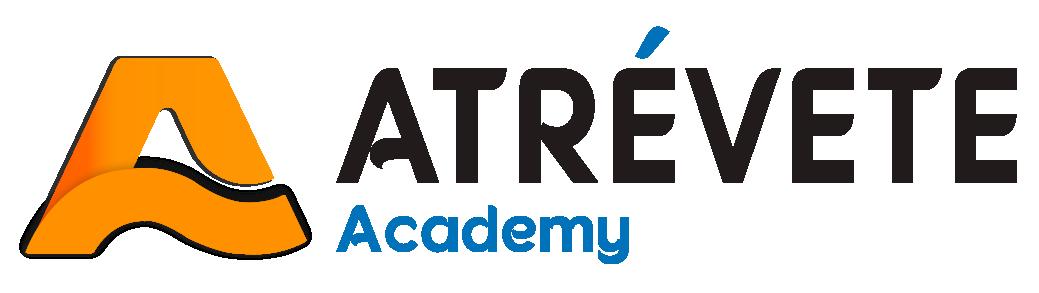 Logo Atrévete Academy